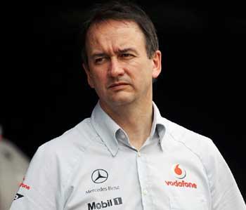Jonathan Neale - McLaren F1