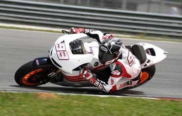 Marc Marquez - Honda MotoGP 2012