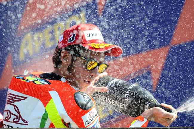 Valentino Rossi - MotoGP 2012