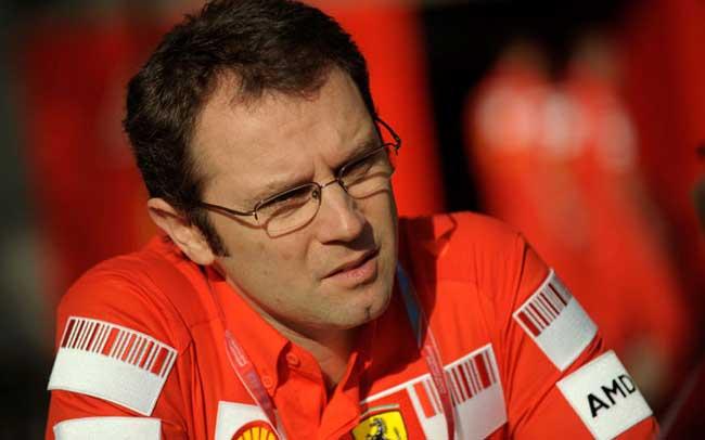 f1 Stefano Domenicali - Ferrari