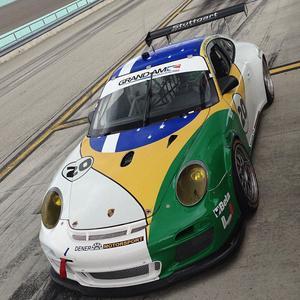 Porsche 911 GT3 Cup terá motor de 4 litros, com 450 cv de potência
