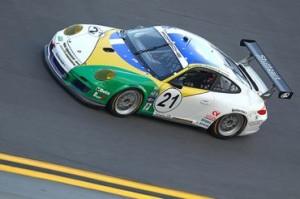 Porsche número 21 de Barrichello/Kanaan/Giaffone/Nonô/Maurício