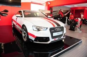 Audi RS 5 Pikes Peak