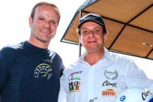 Ayer e Barrichello