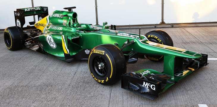 F1 – Caterham terá motores Renault até 2016