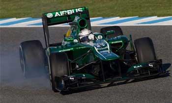 F1 – Caterham: Chega de falsas promessas