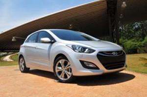 Carros de rua – Hyundai i30 chega com novo motor 1.8 MPI de 150 cv