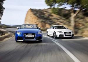 Audi TT RS Coupé e Roadster