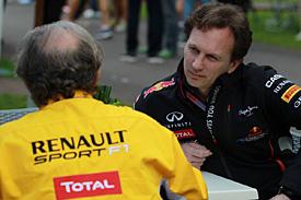 Carlos Tavares Renault F1