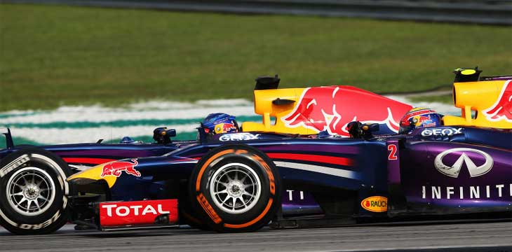 "F1 – Vettel aprendeu com o caso ""multi 21"", segundo a Red Bull"
