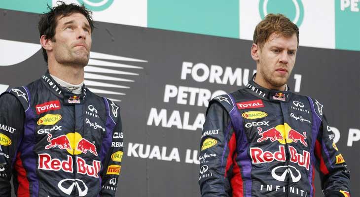 F1 – Webber detona Vettel em livro autobiográfico