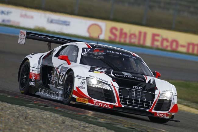 Audi de Rene Rast