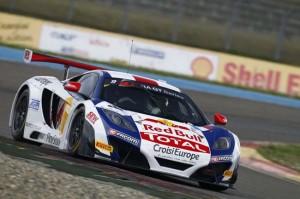 Loeb/Parente, com a McLaren