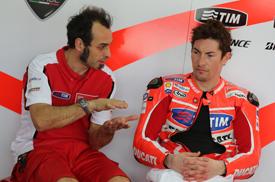 Nicky Hayden Ducati