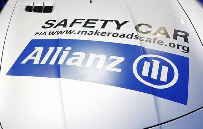 Allianz - Safety Car da Formula 1