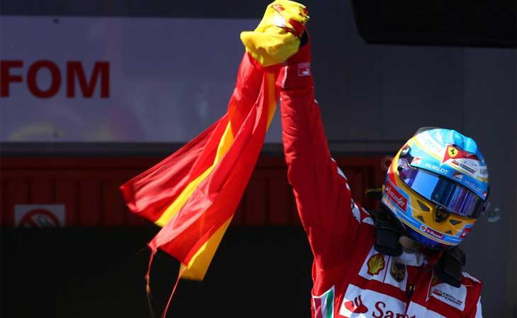 F1 – Alonso faz a festa da torcida em Barcelona