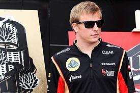F1 – Kimi Raikkonen minimiza saída de James Allison da Lotus