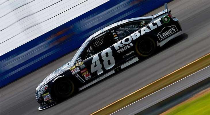NASCAR-johnson