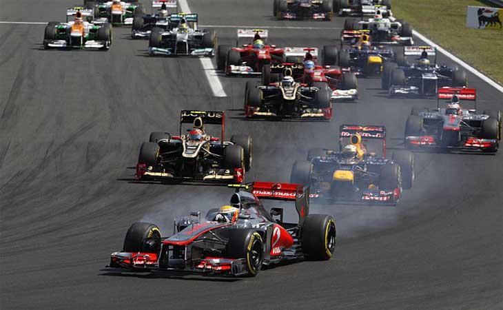 GP da Hungria de Formula 1, Budapest, em 2012 - by autoracing.com.br