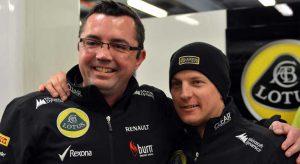 F1 – Lotus não está chateada com saída de Kimi Rakkonen