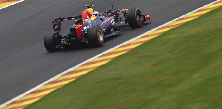 F1 – Mark Webber supera Vettel e faz sua primeira pole do ano no ...