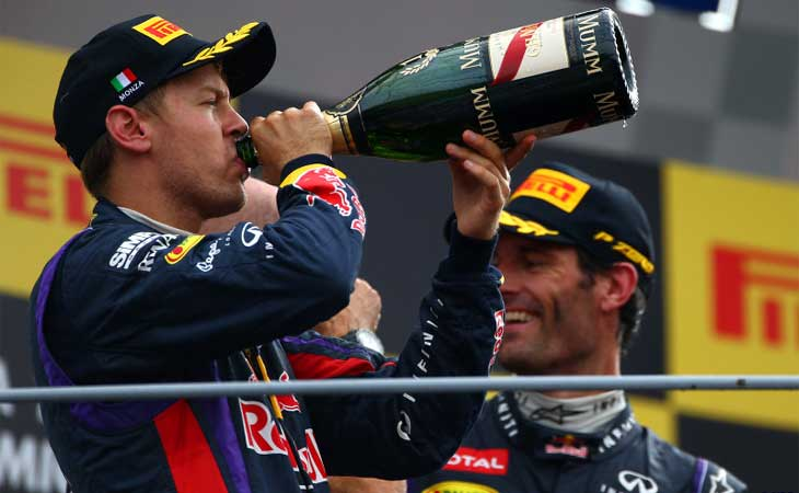 Webber: Vettel é o melhor piloto da F1, Maldonado é o pior