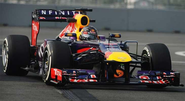 F1 – Vettel e Webber repetem dobradinha da Red Bull no segundo ...