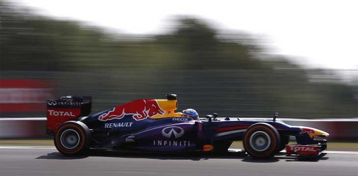 F1 – Vettel comanda dobradinha da Red Bull no GP do Japão