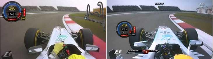 Rosberg x Hamilton - Mercedes GP