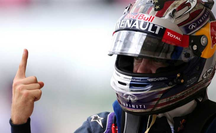 F1 – EUA 2013: Vettel quebra recorde de vitórias seguidas na ...