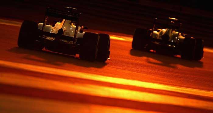 Calendário F1 2014