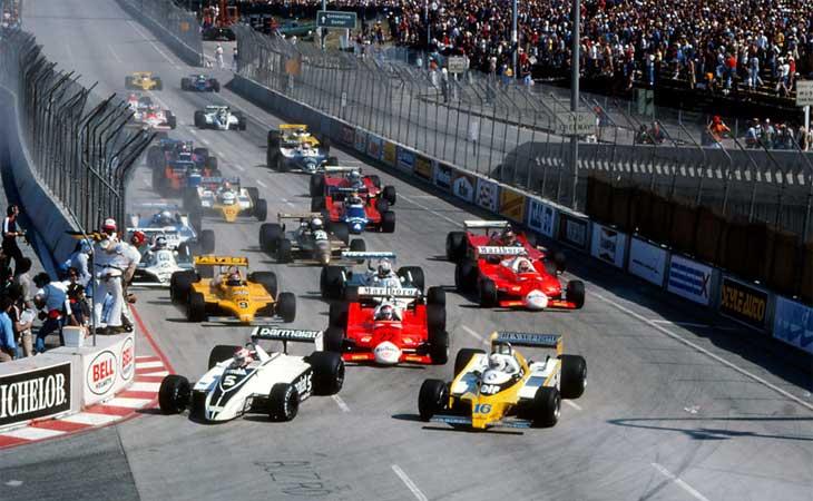 Fórmula 1 em Long Beach - 1980