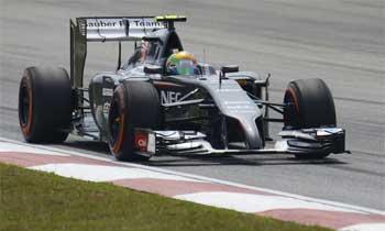 F1 – Expectativas para o GP da Espanha 2014 – Sauber