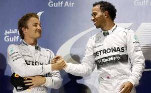 F1 – Bahrain 2014: Hamilton vence após duelo espetacular com ...