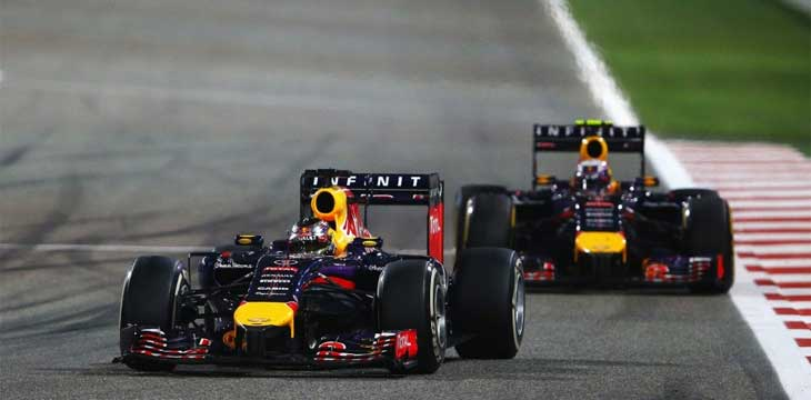 Sebastian Vettel, o farsante