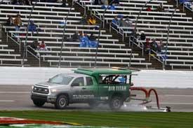 Chuva na NASCAR