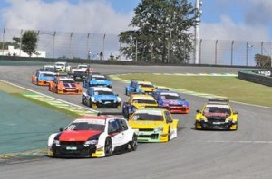 Sprint Race/Corrida Noturna – Higor Hoffmann e Adriano Amaral ...