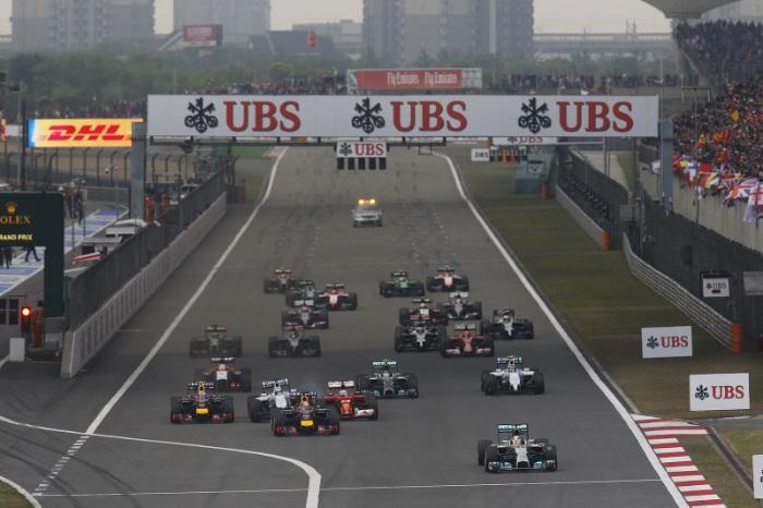 GP da China 2014