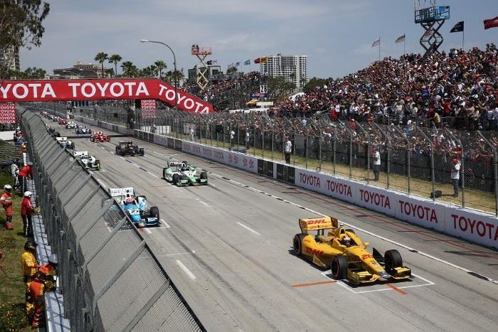 Indy em Long Beach