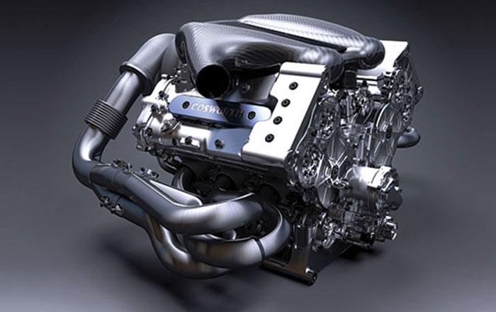 Unidade de Potência Cosworth