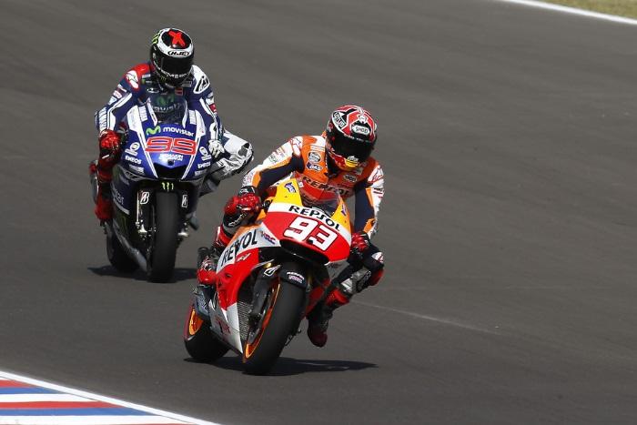 Moto GP – Marc Márquez supera Jorge Lorenzo em duelo épico em ...