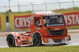 F-Truck – Beto Monteiro volta ao topo do pódio em Santa Cruz do Sul