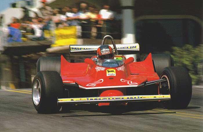 Gilles Villeneuve, Long Beach, California