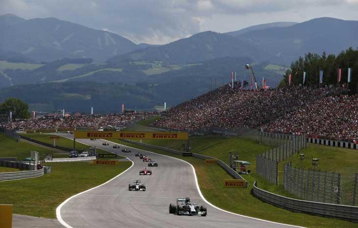 GP da Áustria 2014