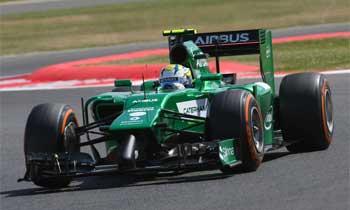 F1 – Pirelli ameaça não fornecer pneus para a Caterham