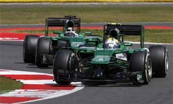 F1 – Caterham deverá ser processada por funcionários demitidos