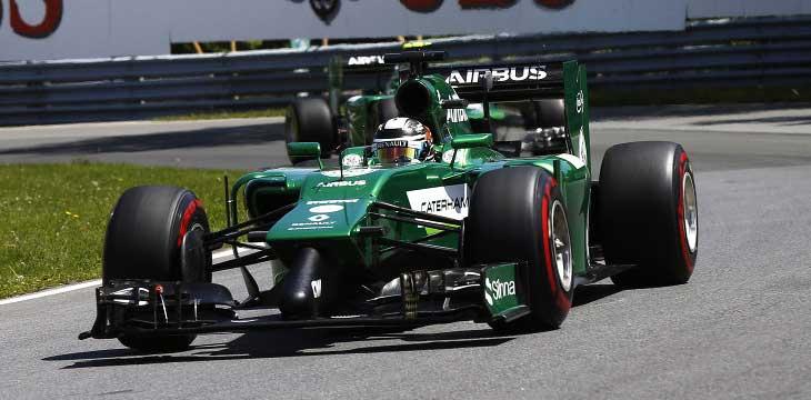F1 – Kolles admite que a Caterham pode perder prazo para Austin