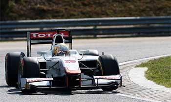 Pic conquista sua primeira vitória na GP2 na Hungria