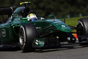 F1 – Ex funcionários da Caterham iniciam ação judicial