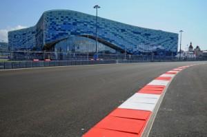 Circuito de Sochi, sede do GP da Rússia